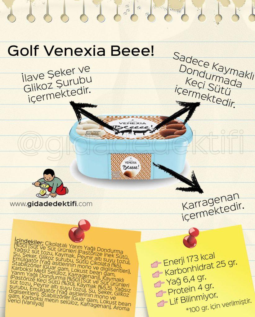 Golf Venexia Beee Gida Dedektifi