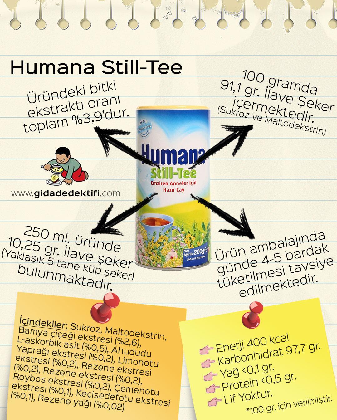 Humana-Still-Tee