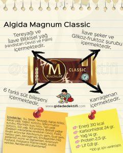 Magnum Classic Gida Dedektifi